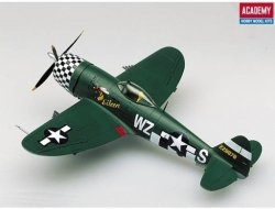 ACADEMY P-47D THUNDERBOLT EILEEN SKALA 1:72 8+