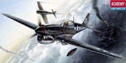 ACADEMY P-40M/N WARHAWK SKALA 1:72 8+