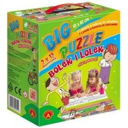 ALEXANDER BIG BOLEK I LOLEK PUZZLE 4+