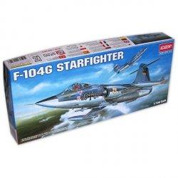ACADEMY F-104G STARFIGHTER SKALA 1:72 8+