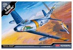 ACADEMY USAF F-86F KOREAN WAR 12546 SKALA 1:72