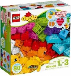 LEGO DUPLO MOJE PIERWSZE KLOCKI 10848 18M+