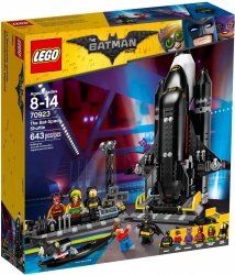 LEGO BATMAN MOVIE PROM KOSMICZNY BATMANA 70923 8+