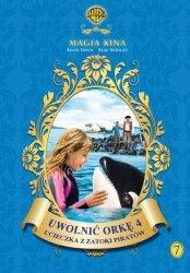 UWOLNIĆ ORKĘ 4: UCIECZKA Z ZATOKI PIRATÓW (Free Willy: Escape from Pirate's Cove) (DVD)