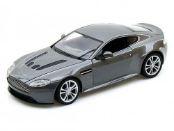 WELLY ASTON MARTIN V12 2010 GRAFIT SKALA 1:24