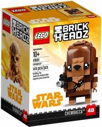 LEGO BRICKHEADZ CHEWBACCA 41609 10+
