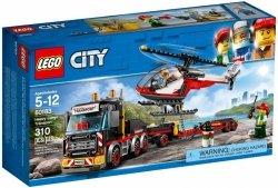 LEGO CITY TRANSPORTER CIĘŻKICH ŁADUNKÓW 60183 5+