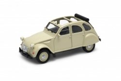 WELLY CITROEN 2CV SKALA 1:34