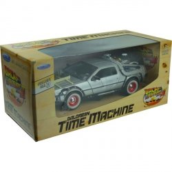 WELLY BACK TO THE FUTURE PART III SKALA 1:24