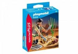 PLAYMOBIL FIGURKA ARCHEOLOG 9359 4+