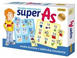 ADAMIGO GRA LOTERYJKA SUPER AS 6+