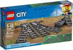 LEGO CITY ZWROTNICE 60238 5+