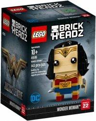 LEGO BRICKHEADZ WONDER WOMAN 41599 10+