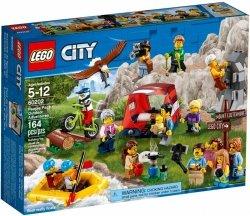 LEGO CITY NIESAMOWITE PRZYGODY 60202 5+