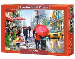 CASTOR 2000 EL. NEW YORK CAFE PUZZLE 9+