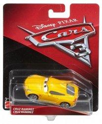 MATTEL AUTA CARS 3 CRUZ RAMIREZ SKALA 1:55 DXV33 3+