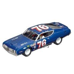 CARRERA AUTO FORD TORINO TALLADEGA NO.76, 1970 8+