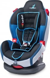CARETERO FOTELIK SPORT TURBO 9-25 KG NAVY