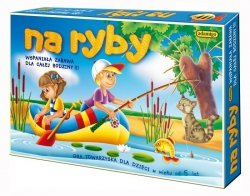 ADAMIGO GRA NA RYBY 6+