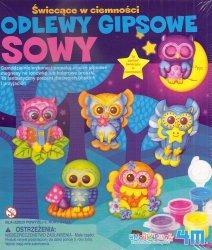 4M ODLEWY GIPSOWE SOWY 5+