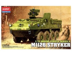 ACADEMY M1126 STRYKER SKALA 1:72