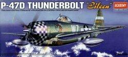 ACADEMY P-47D THUNDERBOLT EILEEN 12474 SKALA 1:72
