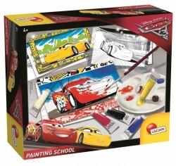 LISCIANIGIOCHI CARS AUTA 3 PAINTING SCHOOL ZESTAW DO MALOWANIA 4+