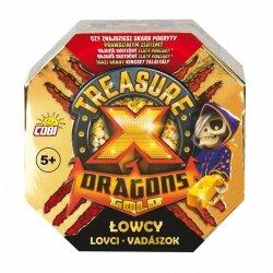 COBI FIGURKA TREASUREX S2 DRAGONS ŁOWCA 1PAK 5+