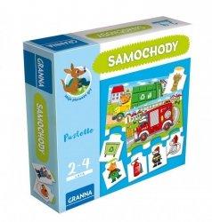 GRANNA GRA SAMOCHODY 2+