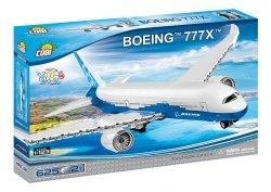 COBI KLOCKI BOEING 777X 26602 7+