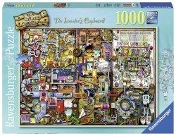 RAVENSBURGER 1000 EL. KREDENS WYNALAZCY PUZZLE 14+