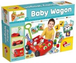 LISCIANIGIOCHI CAROTINA BABY WAGON 12M+