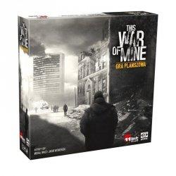 GALAKTA THIS WAR OF MINE: THE BOARD GAME (POLSKA EDYCJA) 18+