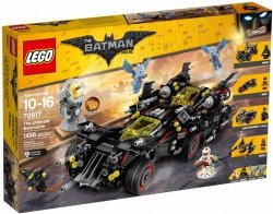 LEGO BATMAN MOVIE SUPER BATMOBIL 70917 10+