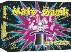 ABINO SZTUCZKI MAGICZNE MAŁY MAGIK 50 TRIKÓW 8+
