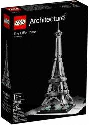 LEGO ARCHITECTURE WIEŻA EIFFLA 21019 12+