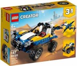 LEGO CREATOR LEKKI POJAZD TERENOWY 31087 6+