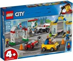 LEGO CITY CENTRUM MOTORYZACYJNE 60232 4+