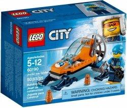 LEGO CITY ARKTYCZNY ŚLIZGACZ 60190 5+
