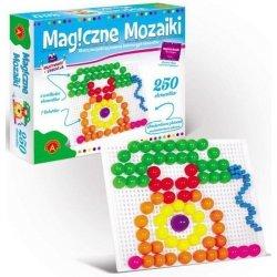 ALEXANDER MAGICZNE MOZAIKI 250 EL. 3+