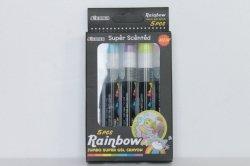 ARTYZAN RAINBOW KREDKI ŻELOWE - ZAPACHOWE 5 KOLORÓW 3+