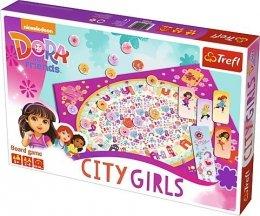 TREFL GRA DORA CITY GIRLS 5+