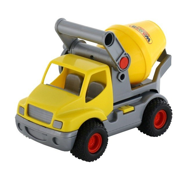 Spielzeugautos WADER-POLESIE Osiłek samochód betoniarka
