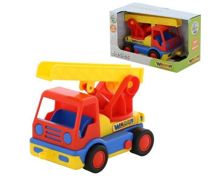WADER-POLESIE Przyjaciel samochód straż pożarna Spielzeugautos