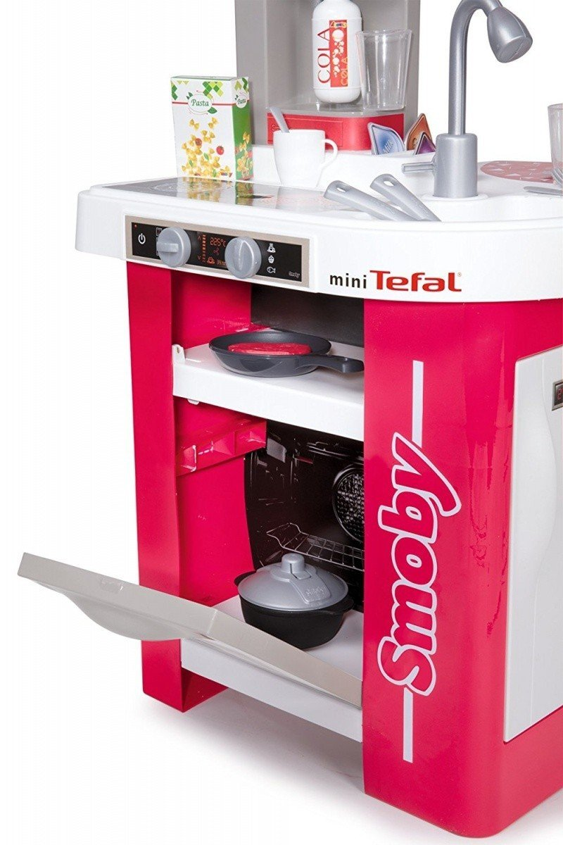 Smoby Kuchnia Mini Tefal Studio 31102 3 Kuchnie Dom