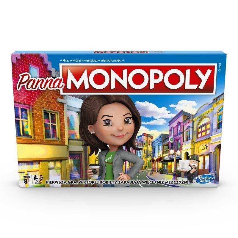 HASBRO GRA PANNA MONOPOLY E8424 8+