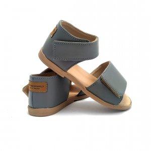 Outlet Sandały skórzane dla dzieci PORTO