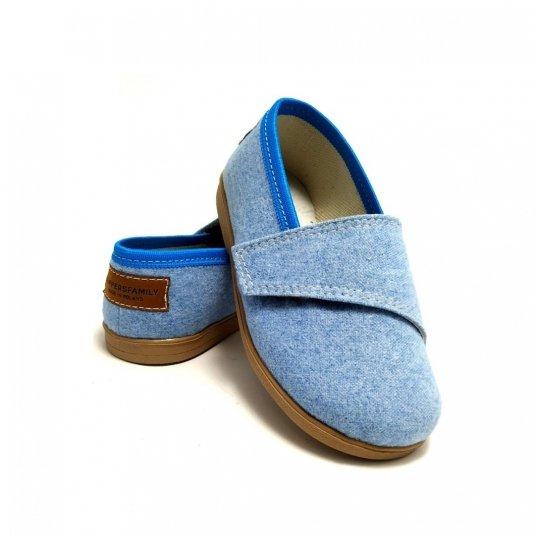 Buty dla dzieci na rzep Forget Me Not