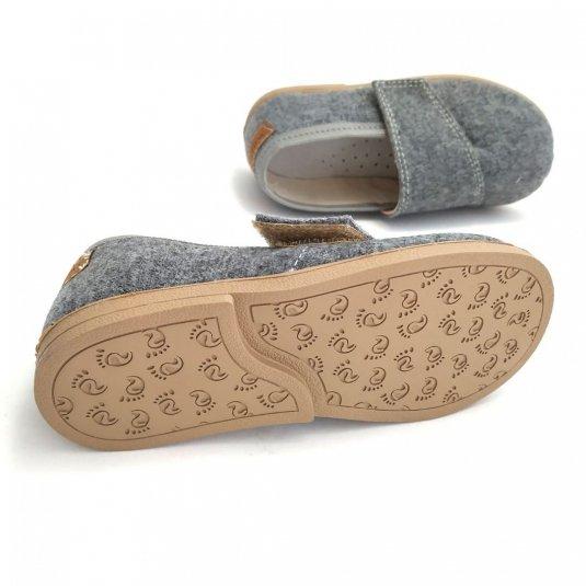 Buty dla dzieci na rzep LOWERKI Sheep