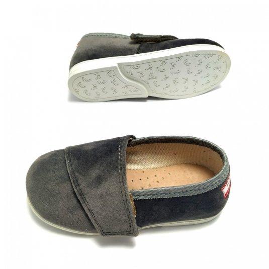 Buty dla dzieci na rzep nature LOWERKI Koala